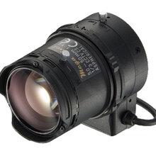 腾龙高清镜头M13VG550百万像素5-50mm自动光圈监控镜头图片