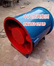 XGF消防排烟风机原理结构、风机性能