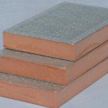 双面铝箔酚醛泡沫复合板酚醛保温装饰板挤塑板保温板图片