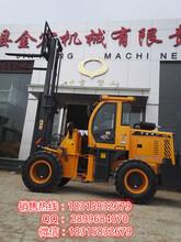 北京通州厂家直销3.5吨柴油叉车坑坑洼洼路面使用