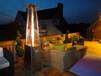 四边形塔形户外燃气取暖炉庭院取暖炉