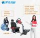 赤峰智能学车模拟驾驶培训机学车之星生产厂家