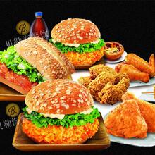 深圳餐饮小吃原料设备批发,汉堡奶茶原料设备供应