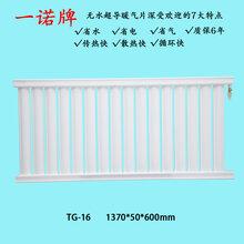 16柱YNGB-16一诺牌太阳能取暖设备暖气片散热器厂家供应超导壁挂式散热片批发钢制片图片
