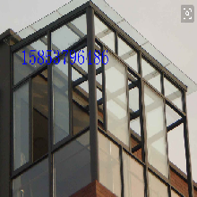 专业设计制作安装济宁阳光房。断桥铝门窗防盗网