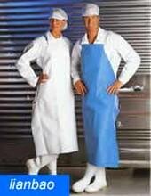 内蒙肉食品加工厂防酸碱服,防水防油污工作服