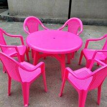 沙滩专用桌椅,夜市大排档桌椅图片