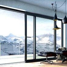 铝合金重型推拉门厂家价格欧德莱门窗图片