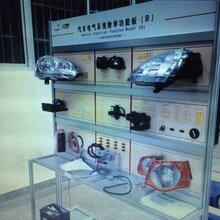 舒适安全电气实训台大众速腾轿车灯光仪表汽车理实一体化实训台汽车教学软件