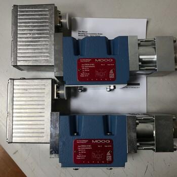 D634-319C美国穆格MOOG伺服阀现货