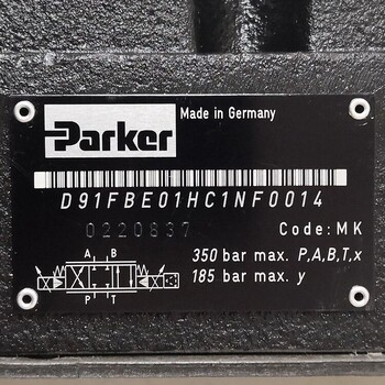 D91FBE01HC1NF0014特價出售派克PARKER液壓閥