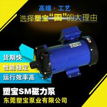 磁力驱动离心泵一眼相中塑宝耐酸碱磁力泵惊现不一样的高温磁力泵