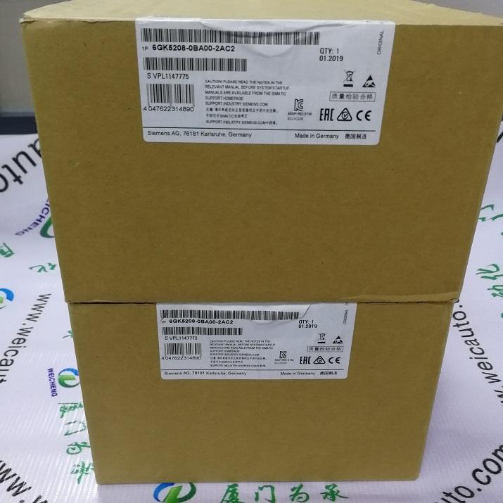 西门子交换机6GK5208-0BA00-2AC2