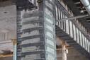 北京朝陽區包鋼加固公司專業梁加固柱子加固圖片