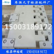 内蒙古新疆供应桥梁路桥伸缩缝模数式型钢式梳齿板式厂家直销图片