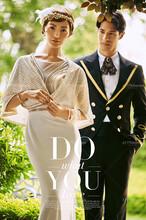 石家庄最新奢美法式主题婚纱照哪家好?