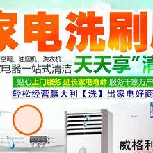 开一个小型空调清洗店需要多少钱?