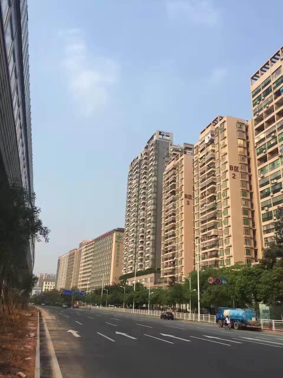 沙井地铁口新房楼盘,小产权统建楼御荣花园,精装修公寓58万起