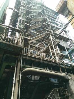 乌鲁木齐出售130T高温高压流化床锅炉二手流化床锅炉