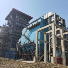清仓出售240吨高温高压流化床锅炉图片