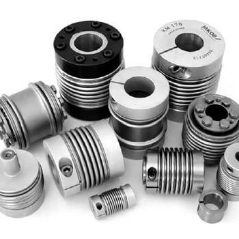 弹性螺旋/螺纹/平行管联轴器/编码器/现货