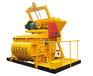 JS500双卧轴强制式搅拌机JS500强制式搅拌机