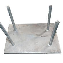 現貨深圳預埋件鋼板幕墻配件鍍鋅鋼板圖片