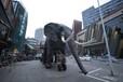 机械大象出租出售全新机械大象租赁