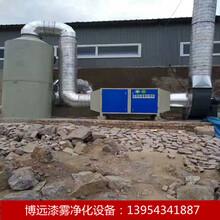 马鞍山空气废气处理设备报价环保型喷漆净化设备废气处理设备光氧催化设备