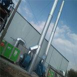 博远供应焦作市挂车喷漆房大型机械喷漆房环保喷漆房图片4