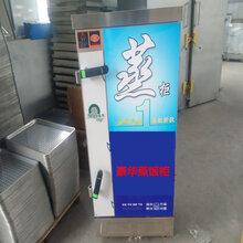 博远销售小型控温控时蒸箱价格大型蒸汽馒头蒸箱批发燃气蒸箱