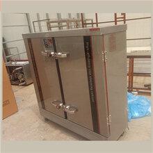 博远供应醒蒸一体馒头蒸箱燃气蒸箱蒸饭柜批发电蒸汽两用蒸箱