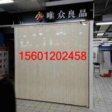 PVC推拉门阳台折叠门厂家批发图片