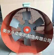 G變頻調速風機G-250A變頻風機電機用軸流冷卻風機圖片