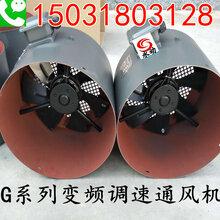 電機散熱風機源頭廠家G變頻調速電機用通風機HL-280外置電機離心風機變頻冷風機圖片