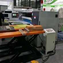 廣州單幅料開料機PCB開料機玻纖板倒角機圖片