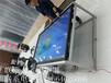 广州会议室98寸超大液晶显示器实施方案