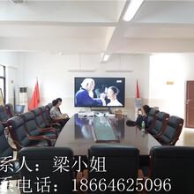 广州电子沙盘98寸触控一体机解决方案