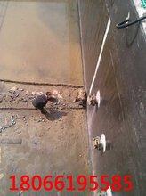 湖州污水厂水池渗漏水堵漏