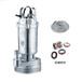 沁泉Q(D)X-S全不锈钢精密铸造小型潜水电泵