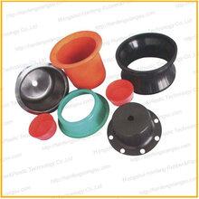 厂家支持i开模定做橡胶夹布皮碗滚动膜片