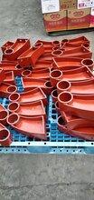 护栏支架―岳阳ZG25铸钢护栏支架厂家今日报价图片