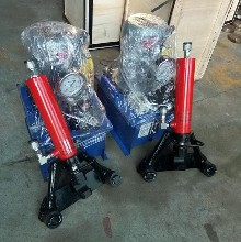 40液压钢筋弯曲机来宾市忻城生产厂家万泽锦达图片