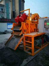 分离器/打桩泥浆分离机青海西宁使用现场