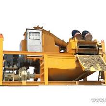 黄沙泥浆分离机提高桩基成孔率图片