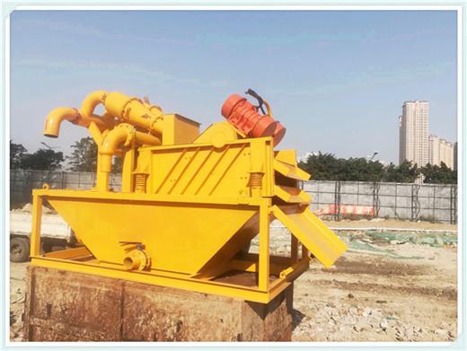 地基泥浆回收利用处理器内自治锡林郭勒泥浆脱水-无污染