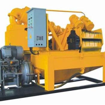 钻孔灌注桩泥浆处理设备建筑打桩泥浆分离脱水、
