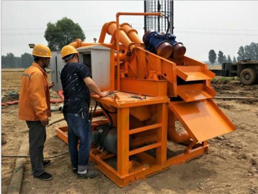 上饶泥浆净化器技术解析