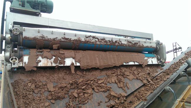 广西玉林带式脱水机压滤机环保型泥浆脱水设备