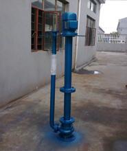 YW型无堵塞液下排污泵图片